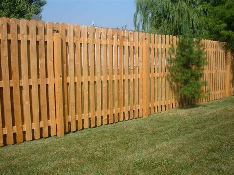 privacy fences casco mi fence installation kdf custom builders inc