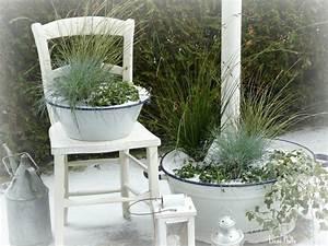 Deko Für Weiße Möbel : deko idee f r die terrasse lizas wei e deko ideen pinterest deko ideen terrasse und ~ Indierocktalk.com Haus und Dekorationen