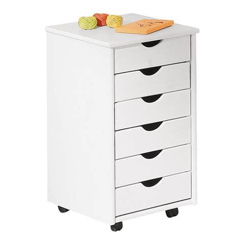 caisson tiroirs bureau caisson de bureau 6 tiroirs quot quot blanc