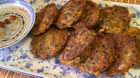 Tuna fish cakes who would have thought. Spicy Sardines Fishcakes   Yummy Tortang Sardinas by JulsPage - YouTube