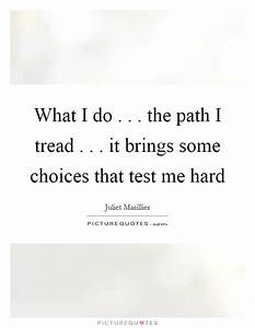Hard Choices Quotes & Sayings | Hard Choices Picture Quotes