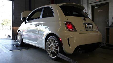 Fiat Performance by Performance Autosport Fiat 500 Abarth Dyno