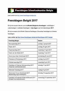 Kalender 2019 Belgi newcalendar