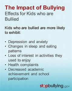 106 best images about StopBullying.Gov on Pinterest ...