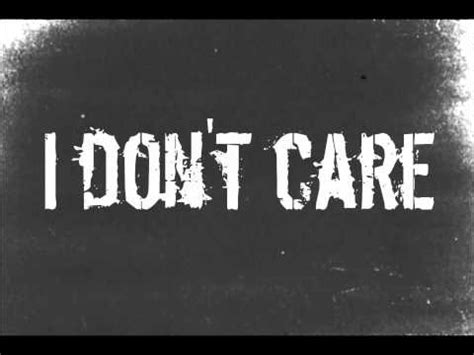 Don T Rock The Boat Ne Demek by Apocalyptica I Don T Care Feat Adam Gontier Lyrics