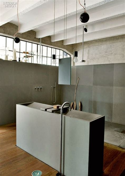 Industrial Meets Refined In A Loft In A Former Garage by Refined Industrial Loft With A Strong Masculine Character
