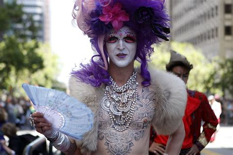 photos from san francisco lgbtq pride parades past sfgate
