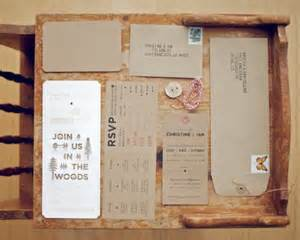 how to stuff wedding invitations here s how to rock your rustic wedding invitations and all the stuff luxxe linen