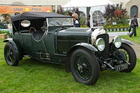 1928 Bentley 4.5 Litre Le Mans Vdp Xr-3337