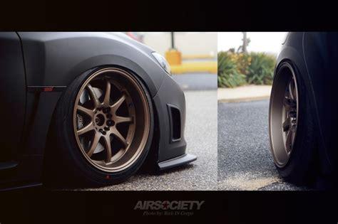 Cars With Bronze Rims : Dark Bronze Wheels Black Sti