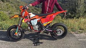 Super Moto Ktm : 2017 ktm exc 300 supermoto youtube ~ Kayakingforconservation.com Haus und Dekorationen