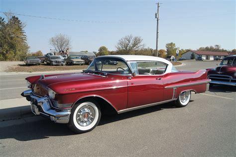 57 Cadillac Coupe de Ville | The Alexandria Vintage Car ...