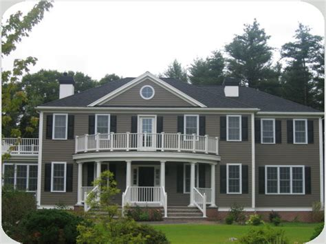 colonial homes johnson construction company custom homes remodeling additions