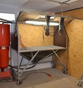 Sandstrahlen Selber Machen : eigenbau sandstrahlkabine sandstrahler diy sandblasting cabinet sandblas arte procesos y ~ Orissabook.com Haus und Dekorationen
