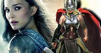 Natalie Portman Is Called Mighty Thor in Love & Thunder ...