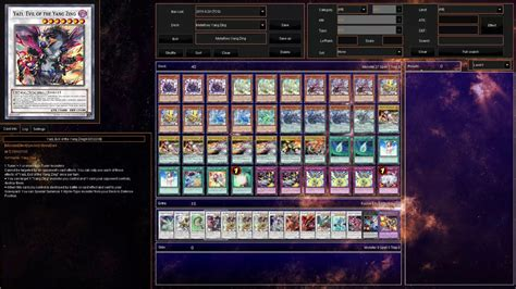 Inzektor Deck Profile 2017 by Metalfoes Yang Zing Deck Profile February 2017
