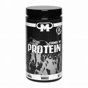 Kohlenhydrate Berechnen Formel : mammut formel 90 protein vanille 460 g ~ Themetempest.com Abrechnung
