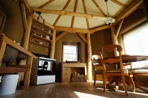 Timber Frame & Straw Bale House For Sale  Natural Home