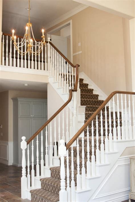 Banister Railing Ideas by Carpet For Stairs Inspiration Interior Contemporary