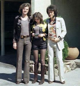 Beauty by the Decade The 1970s  College Fashion