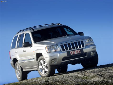 Jeep Wj Wallpaper by Jeep Grand Overland Wj 2002 04 Pictures 2048x1536