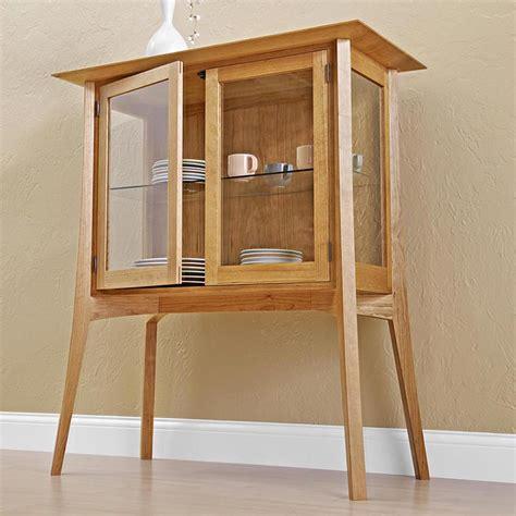 high style hutch woodworking plan  wood magazine