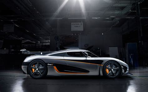 Koenigsegg One-1 2014 Widescreen Exotic Car Picture #19 Of