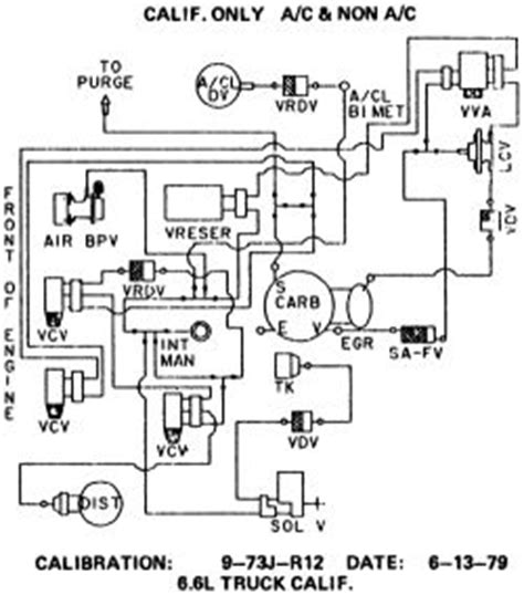 1977 Ford F 150 Ac Wiring Diagram by What Is The Vacuum Schematic For 1977 Ford Up 302