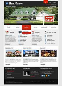 real estate html template With basic dreamweaver templates