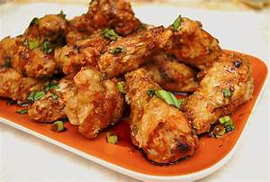 What's Cookin, ChicagoKorean Style Chicken Wings