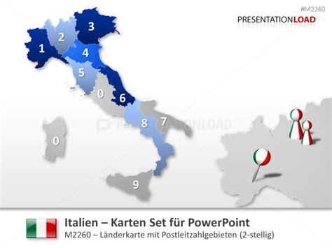 powerpoint landkarten italien vorlagen von presentationload