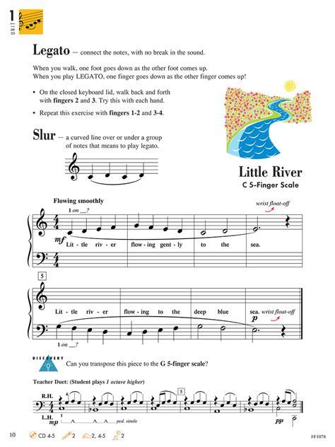 level  lesson book  edition piano adventuresr