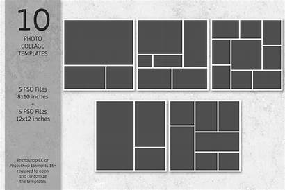 Collage Templates Example Cart Five