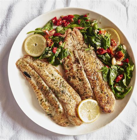 minute meals italian pan seared sole food republic