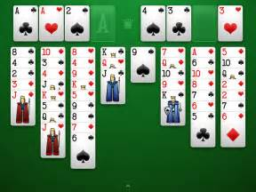 Free Games Free Cell Solitaire