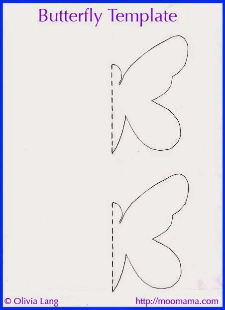 It gives some nice dimension to the wall. DIY 3D Butterfly Wall Art with FREE Templates   Printables   Butterfly template, Butterfly wall ...