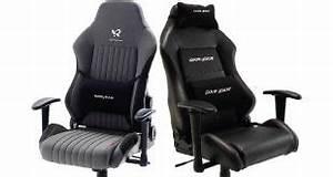 Gaming Stuhl Stoff : profi gaming chair leder stoff ~ Lateststills.com Haus und Dekorationen