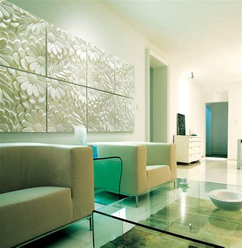 panneaux muraux decoratifs 3d le panneau mural 3d un luxe facile 224 avoir archzine fr