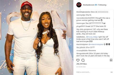 Idris Elba's Daughter Gets Trolled On Instagram For Sweet ...