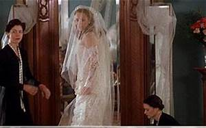 whats your favorite wedding dress from a movie With the notebook wedding dress