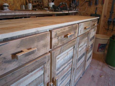 cuisine palette cuisine en palette ides en palettes de bois pour