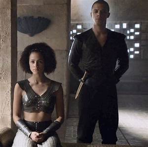 You Need To See What Missandei Is Wearing In These QuotGame