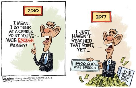 Political cartoons: Obama, waivers, history, Hillary