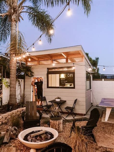 Try pizza joints, sandwich shops, and anywhere else that makes food. Dad Built Amazing Backyard Coffee Shop (13 pics)