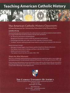 share an aha moment with the american catholic history With documents of american catholic history