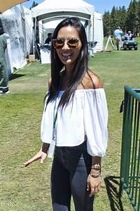 Olivia Munn at American Century Celebrity Golf Tournament ...