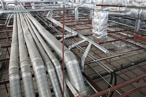 types  commercial hvac ducts  severn group