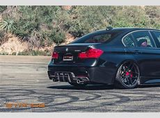 BMW 335i F30 gets a new look with the rotary flow forged