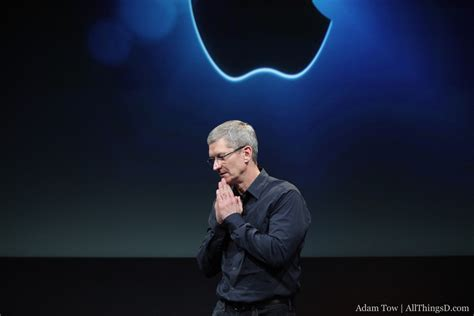 Apple's Tim Cook rated top CEO   John Paczkowski   News