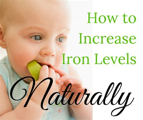 How To Increase Iron Levels Naturally?  Keep Naturally